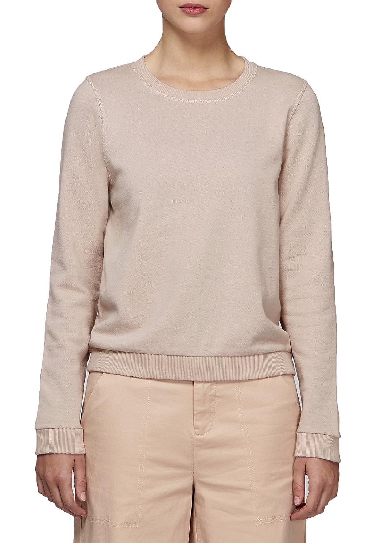 119b5196f4033b langlebiger Service Damen Sweatshirt aus 100% Bio-Baumwolle. Frauen  Kastenförmiges Pullover aus speziellem