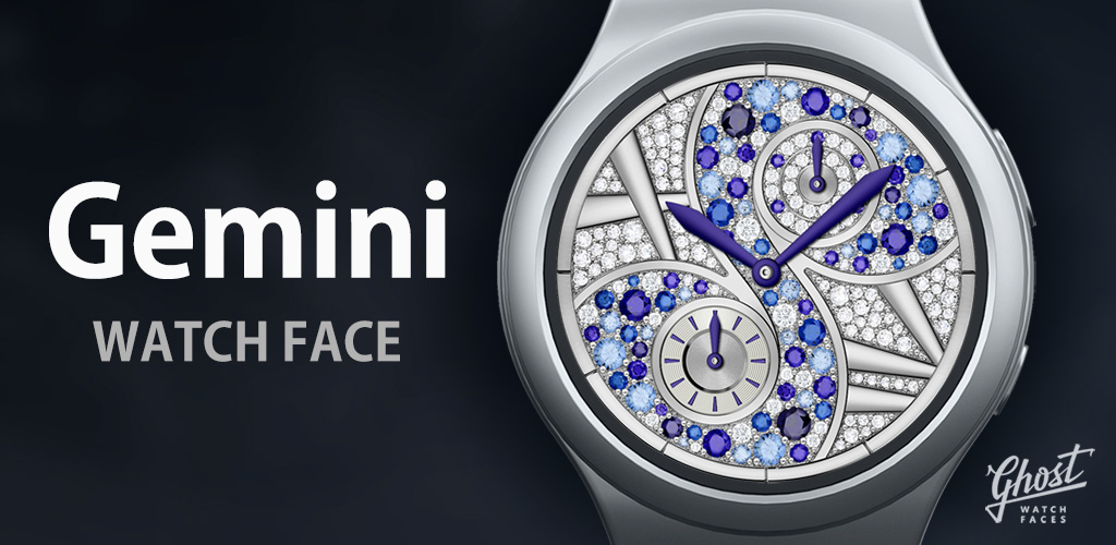 Amazon.com: Gemini Watch Face: Appstore for Android