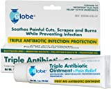 Triple Antibiotic + Pain Relief Dual Action