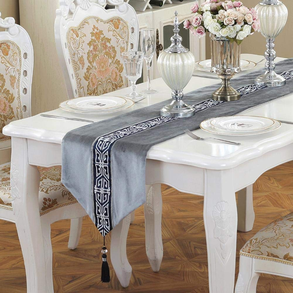 kaige table runners Tea Table Flag Cloth table decoration long fabric hotel bed flag bed tail Towel 33210cm