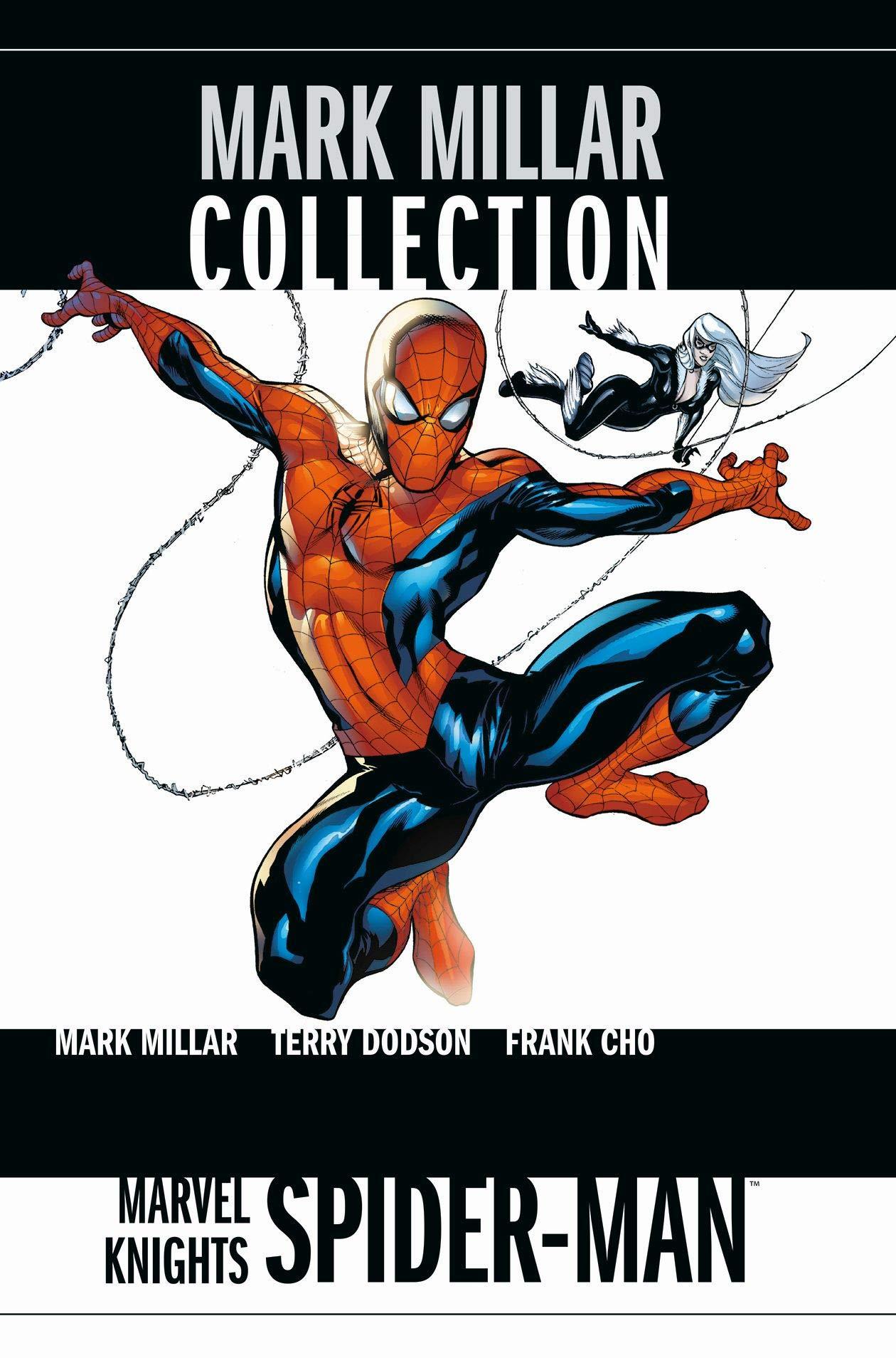Mark Millar Collection: Bd. 8: Marvel Knights: Spider-Man Gebundenes Buch – 22. Oktober 2018 Terry Dodson Frank Cho Michael Strittmatter Panini