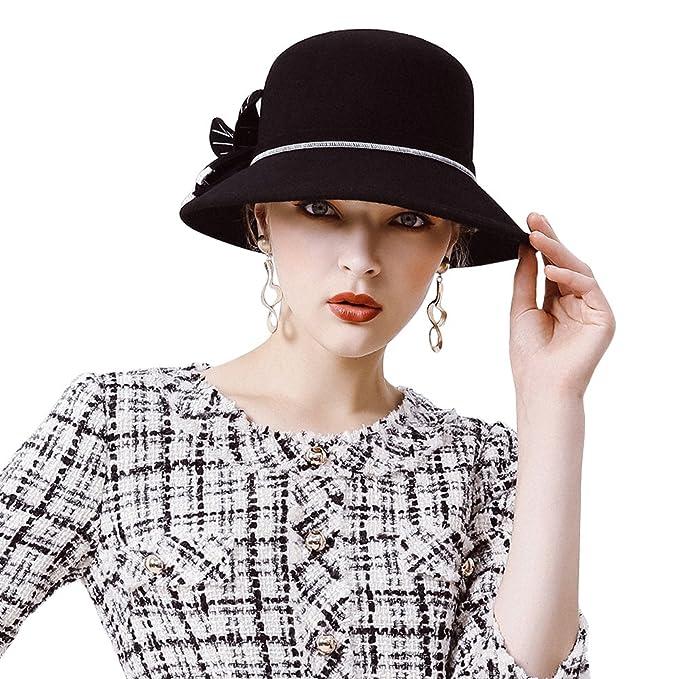 ishine (5 Colores) Sombreros Gorro Mujer Invierno Gorras Mujer Gorro Lana Mujer: Amazon.es: Ropa y accesorios