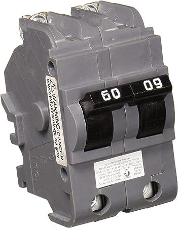 Connecticut Electric 60A 2P Circuit Breaker
