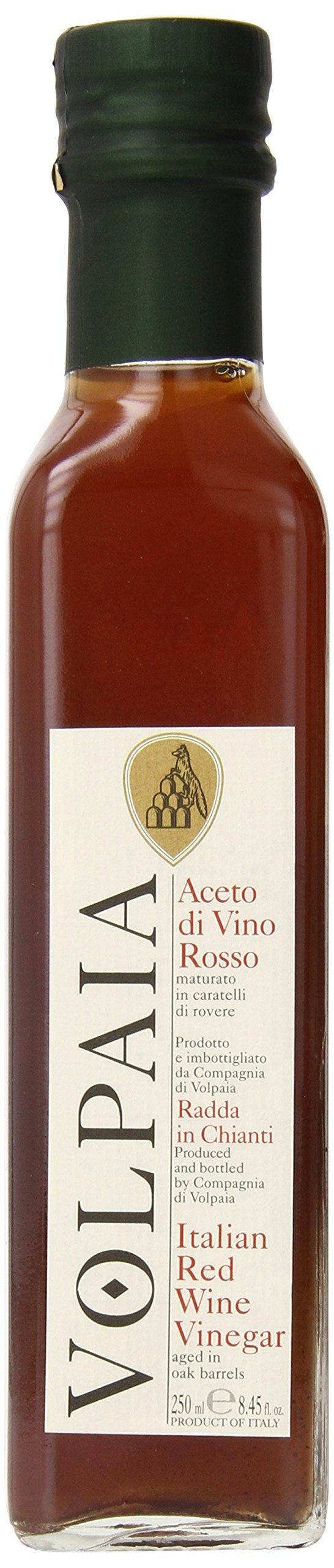 Costello Di Volpaia Tuscany Red Wine Vinegar, 8.8 Fluid Ounces