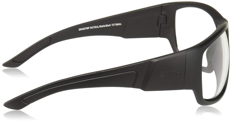af91a1559c Amazon.com  Smith Optics Elite Dragstrip Carbonic Elite Ballistic Sunglasses