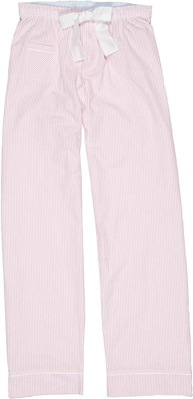 Amazon Com Boxercraft Women S Cotton Seersucker Pajama Pants Clothing