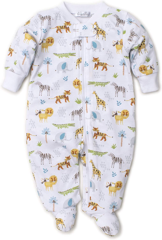 Kissy Kissy Baby Boys Humble Hedgehogs Print Converter Gown