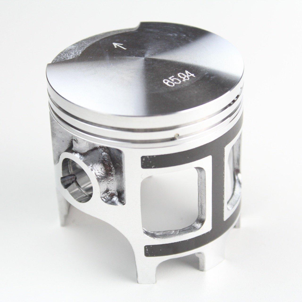 NICHE Cylinder Piston Gasket Top End Kit for Yamaha Blaster 200 YFS200 1988-2006