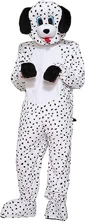 Forum Novelties Men's Dotty The Dalmatian Plush Mascot Costume