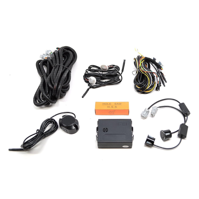 OttoNavi Car Automotive Rear Blind Spot Senor Detection Monitor System Otto Navi 4333171066