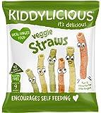 Kiddylicious Veggie straws, 12 g