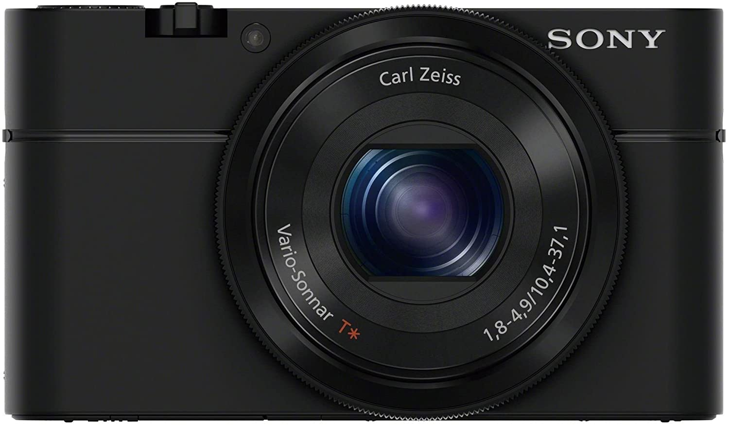 Sony Cybershot DSC-RX100 20.2MP Digital Camera with 3.6X Optical Zoom (Black)