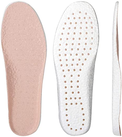 Mesh Shoe Inserts Men Women Arch Support Shock Absorbers Insole LIN