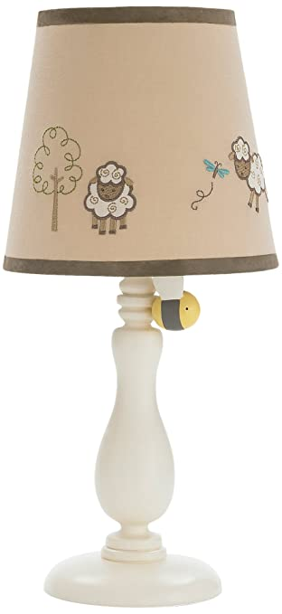 Wonderful Little Lamb Lamp And Shade