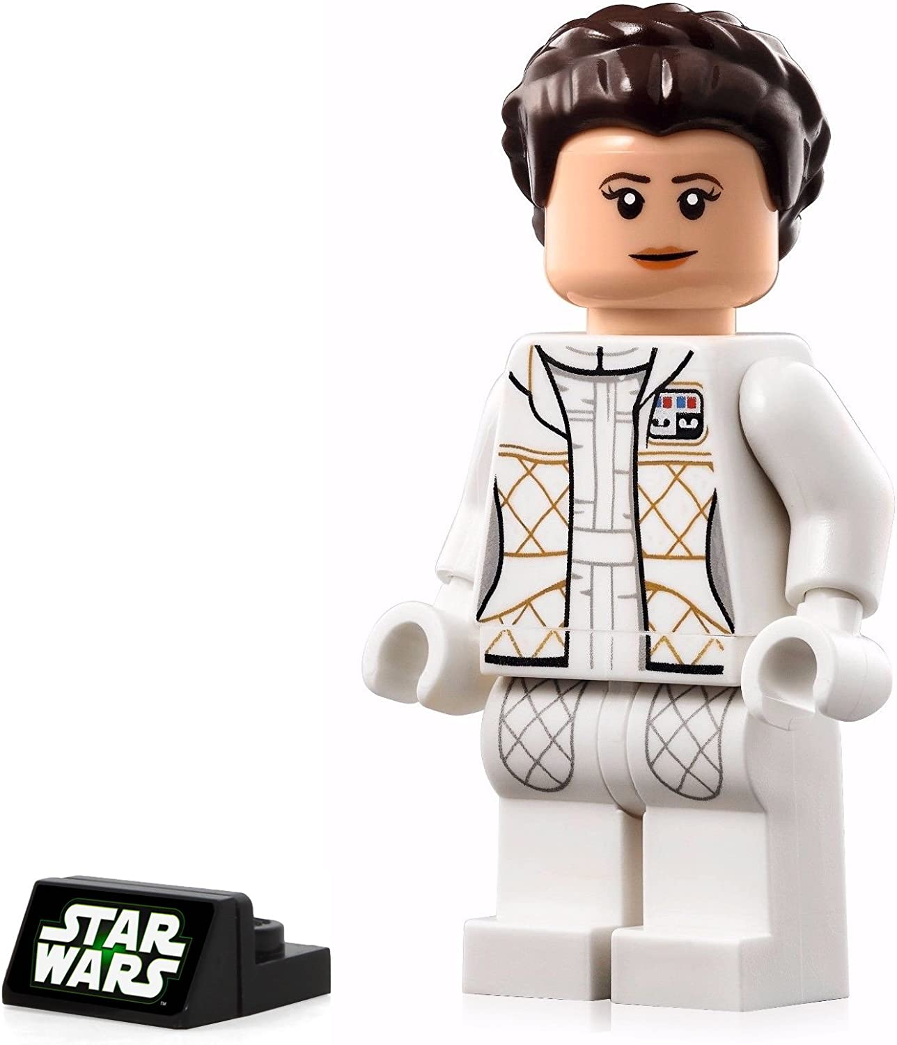LEGO Star Wars MiniFigure - Princess Leia (Carrie Fisher) from Millennium Falcon 75192