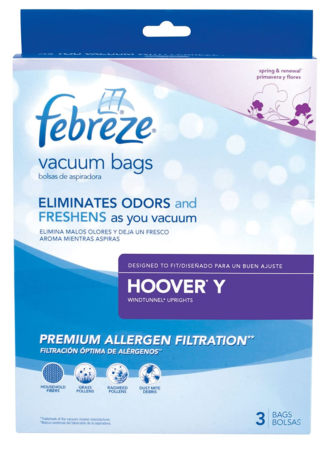 Febreze Vacuum Cleaner Bag
