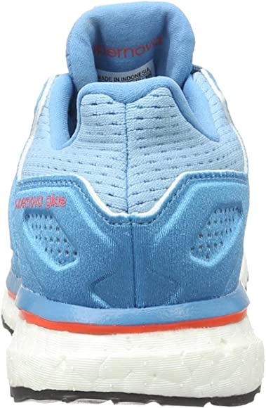 adidas Supernova Glide 8, Zapatillas de Running Mujer, Azul (Craft Blue/Vapour Blue), 37 1/3 EU: Amazon.es: Zapatos y complementos