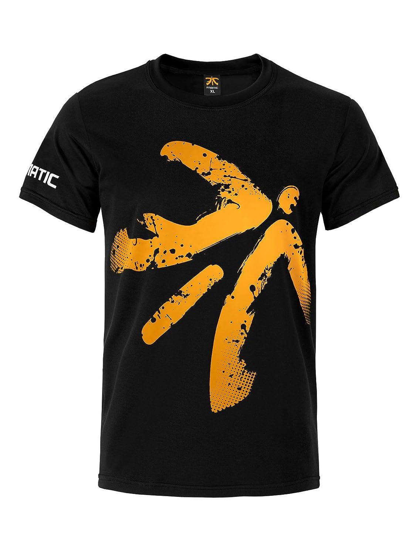Fnatic Edition Jumbo Black T-Shirt, M: Amazon.es: Ropa y ...
