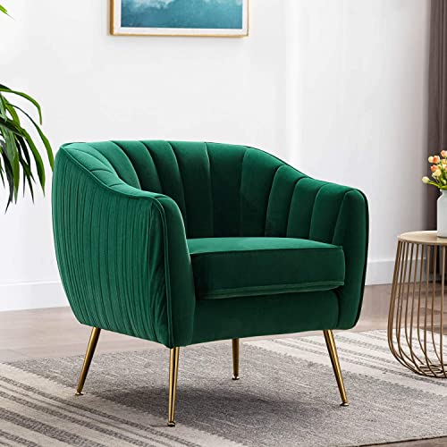 Altrobene Tufted Accent Chair