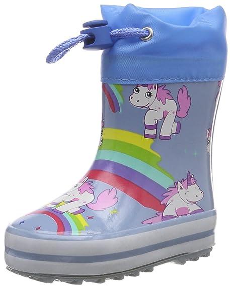 a393eb5342e2c3 Beck Mädchen Rainbow Gummistiefel  Amazon.de  Schuhe   Handtaschen