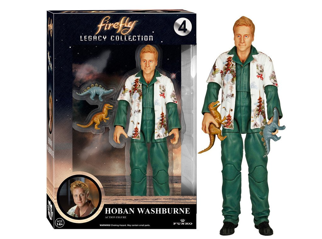 THE LEGACY COLLECTION FIREFLY-HOBAN WASHBURNE