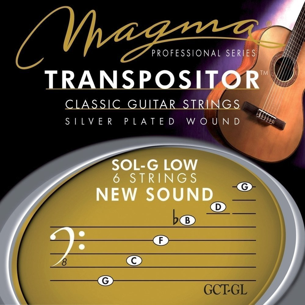Magma GCT-GL Classic TRANSPOSITOR New Sound SOL-G LOW