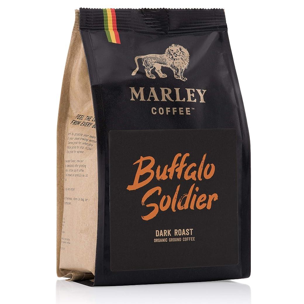 Buffalo Soldier de Marley Coffee Café Molido
