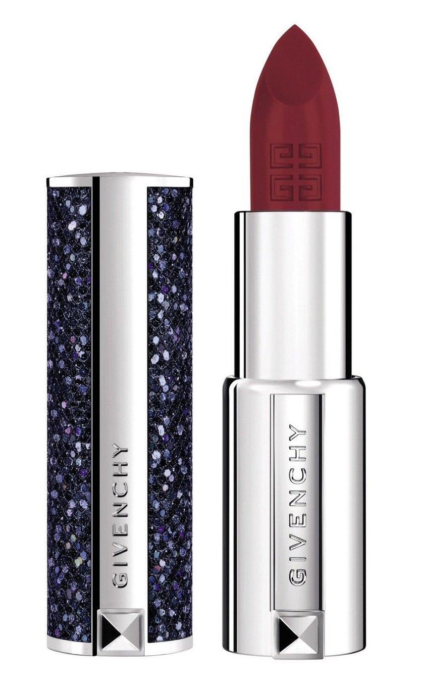 Givenchy 2017 Holiday Le Rouge Mat Lip Color - Grenat Nocturne No. 328
