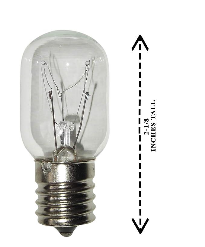 Amazon.com: 6 X Whirlpool 8206232A Light Bulb: Home Improvement on