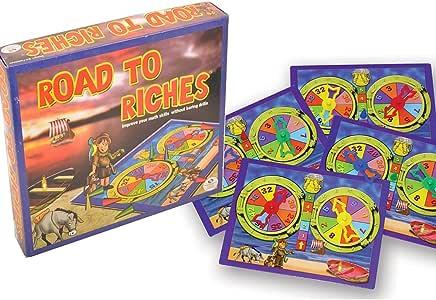 Eduk8 - Juego de mesa, para 1 jugador (EDRR/1) (importado) , color/modelo surtido: Amazon.es: Juguetes y juegos