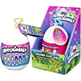 Hatchimals Mystery Minis Mini Clip-On Plush + Hatchimals Sound Clip-On Mystery Plush - Playtime Toy Set, Stuffed Toy Gift Bundle