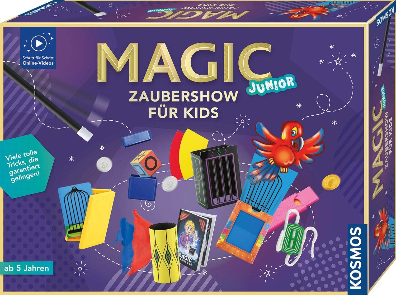 KOSMOS Zaubern Magic Zaubershow für Kids Zaubertricks Erste Show ab 5 J 698829