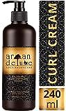 Argan Deluxe Argan Oil Curl Defining Cream (240ml)