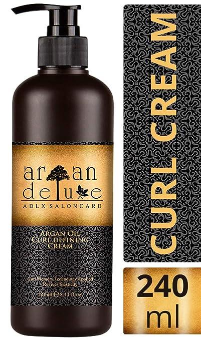 Curl defining cream von Argan