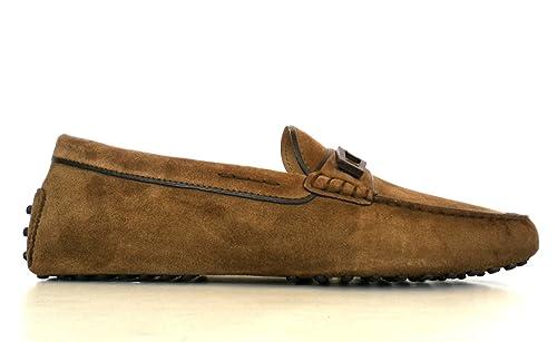 Tods - Mocasines para hombre marrón Tabaco marrón Size: 41