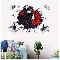 60x90cm Anime Naruto Muursticker Poster Naruto Sticker Karakter Collectie Decoratie Kinderkamer Thuis Jongen Kamer…