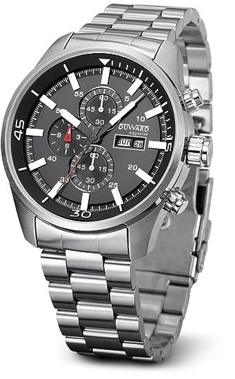 Reloj Duward para caballero colección Aquastar Hockenheim modelo D95518.02: Amazon.es: Relojes