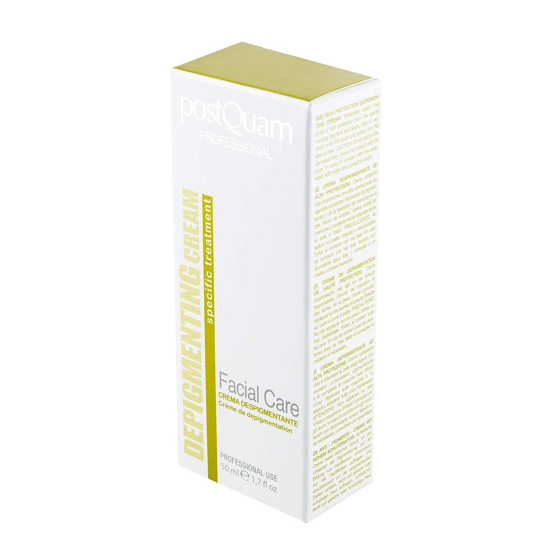 Postquam | Crema Facial Despigmentante de Alta Protección y Antimanchas en la Piel, 50 ML: Amazon.es: Belleza