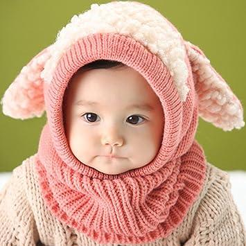 24da04969acda モコモコひつじさんニット帽 子供帽子 ベビー帽子 キッズ帽子 新生児帽子 ベビー ニット帽
