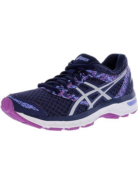 Asics Gel-Excite 4 - Zapatos de Entrenamiento de Carrera en Asfalto Mujer   Asics  Amazon.es  Zapatos y complementos 467346a47d59b
