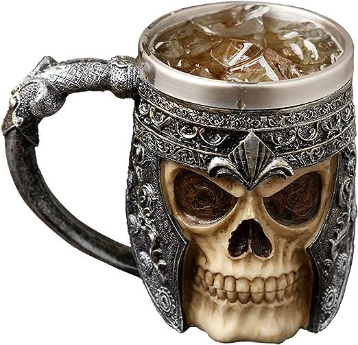 Viking Skull Jarra