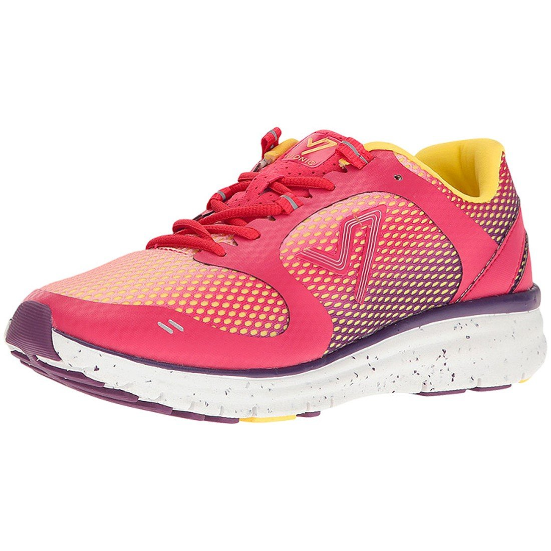 Vionic Women's Elation Active Sneaker Pink Ombre 10 M by Vionic