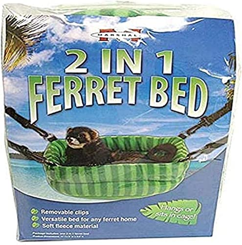 Marshall Pet 2-in-1 Ferret Bed