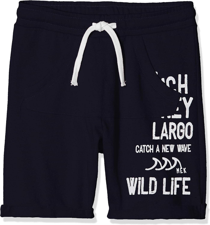 Pantaloncini Bambina MEK Pantalone Corto Doppio Jersey