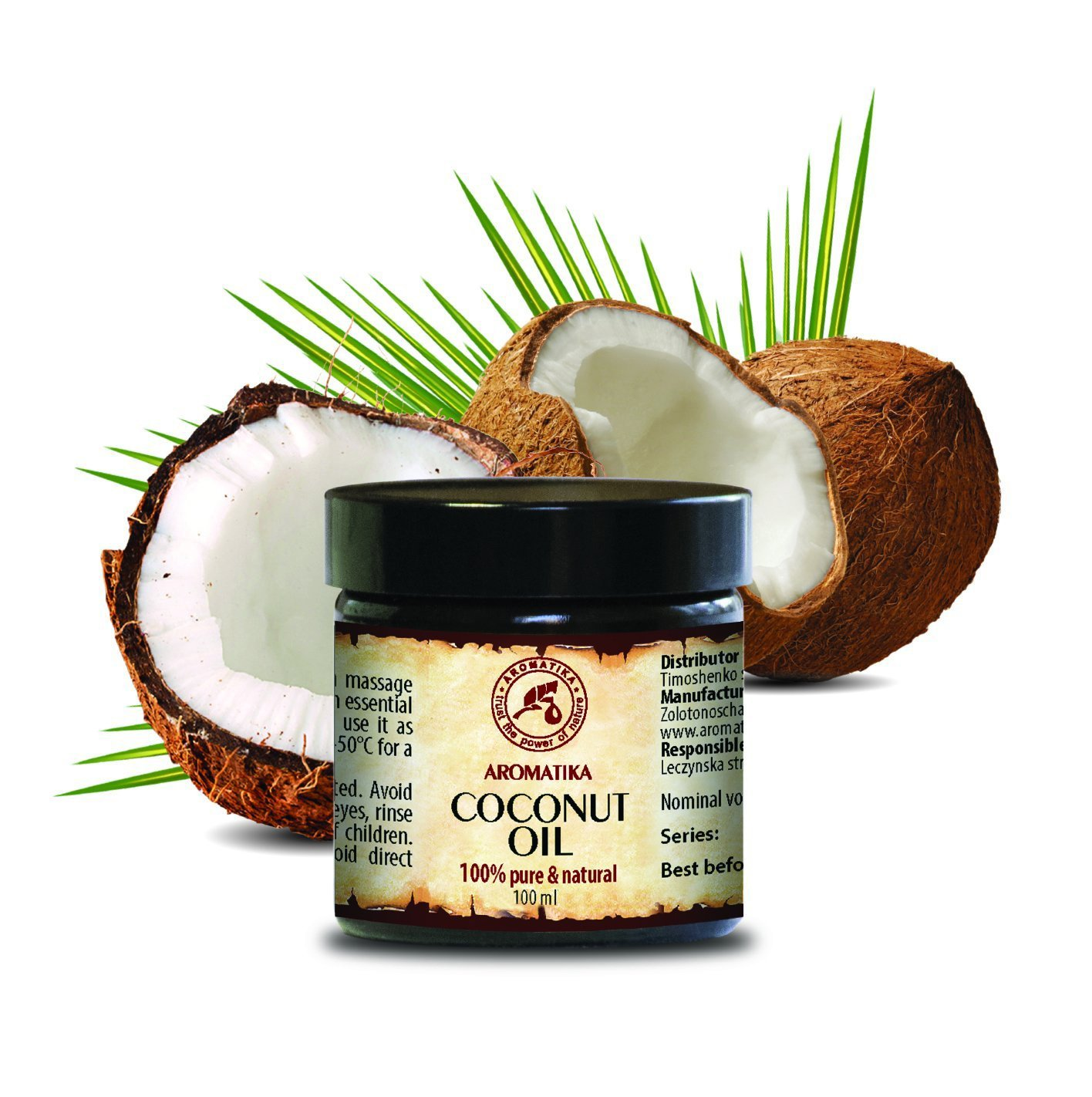 Coconut oil is your personal cosmetologist and doctor 91