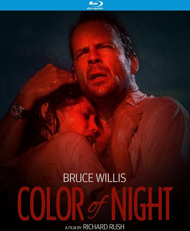 Amazon com: Color of Night [Blu-ray]: Richard Rush, Bruce