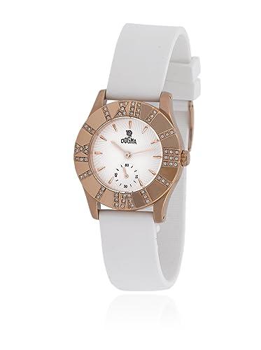 DOGMA Reloj con Movimiento Cuarzo Suizo DL7046P 31 mm: Amazon.es: Relojes