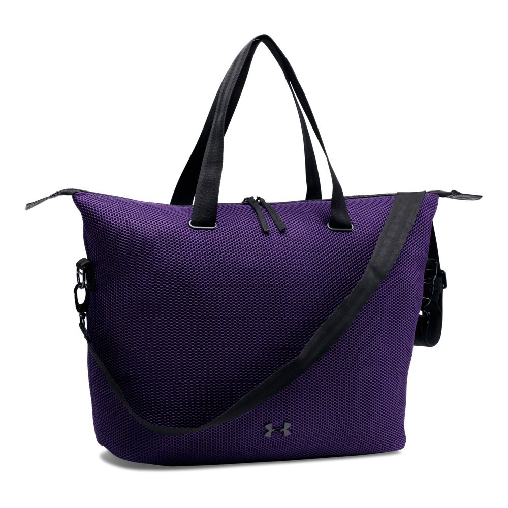 Under Armour UA On The Run Tote OSFA PURPLE EMERITE