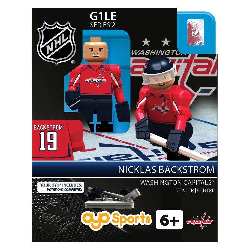 432d05e6e0f ... Sports Collectibles Store Washington Capitals NHL OYO Minifigure Nicklas  Backstorm Amazon.co.uk Toys Games ...