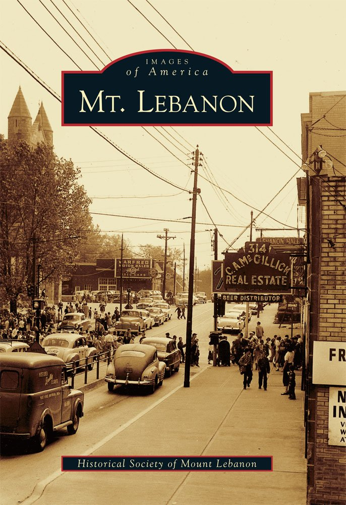 Download Mt. Lebanon (Images of America) ebook